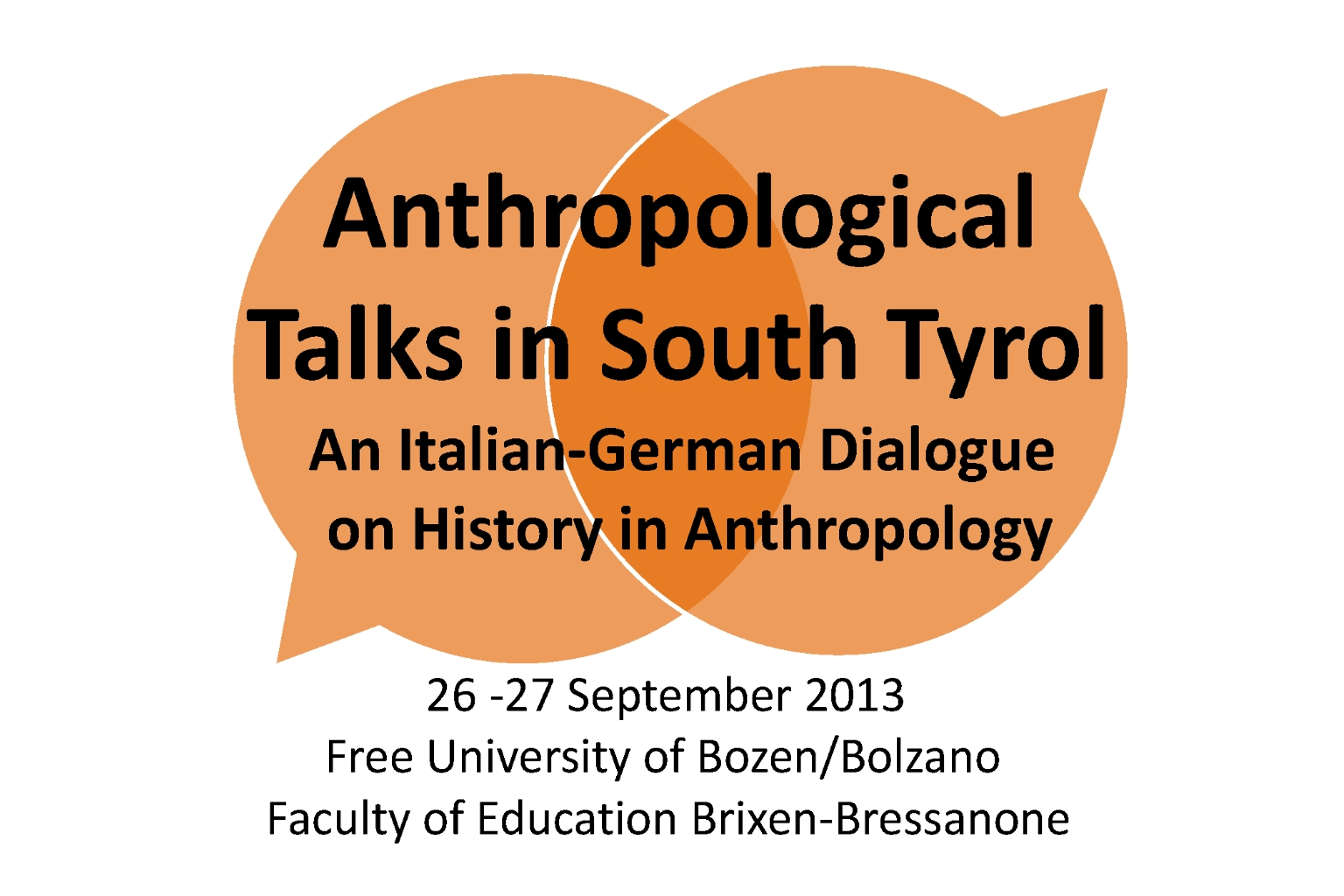 Anthropological Talks